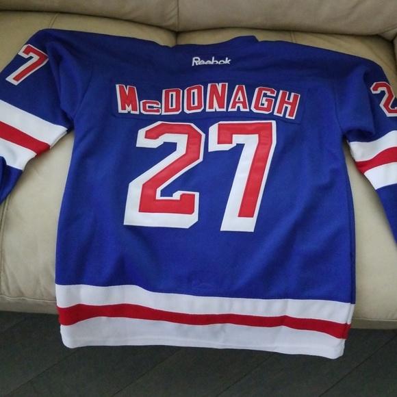 new arrivals a674c be58a New York Rangers Kids Jersey Ryan McDonagh